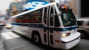 MTA city bus