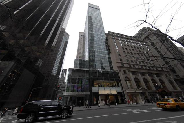 Chinese investors purchased 717 Fifth Ave.