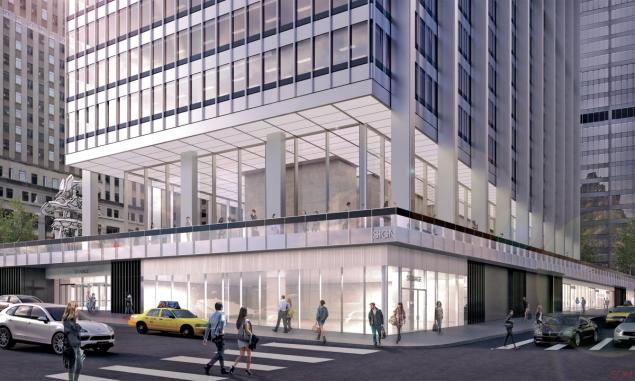 Fosun plans to rebrand One Chase Manhattan Plaza at 28 Liberty